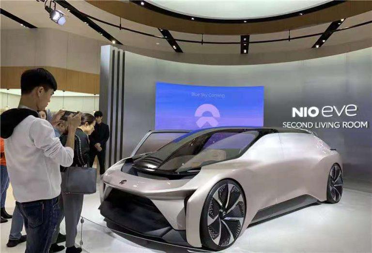 گام بلند NIO غول خودروهای الکتریکی چین در بازار اروپا